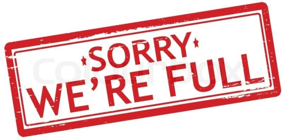 11348896-sorry-we-are-full